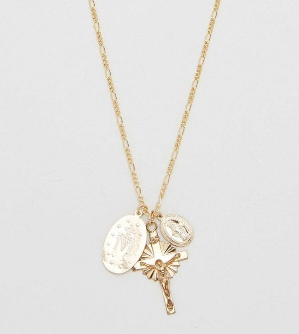 Vintage d3c necklace by Bagatiba