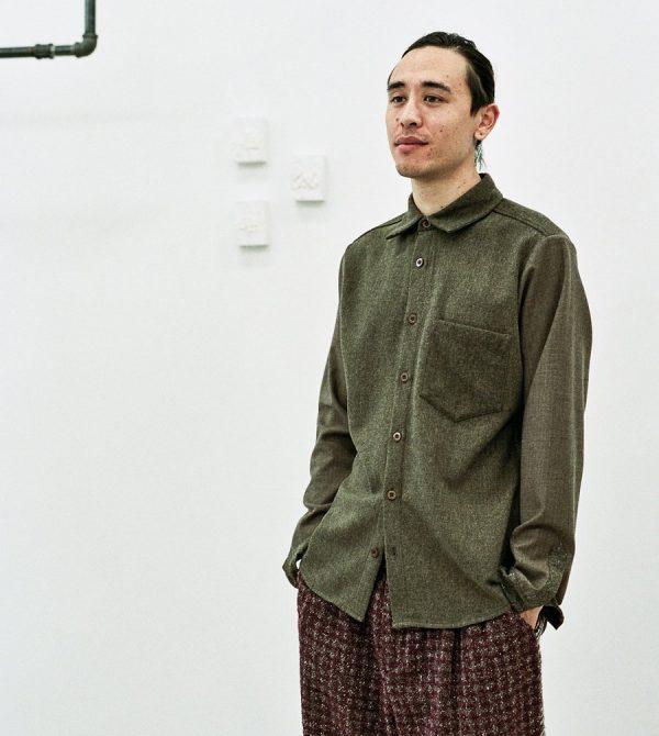 Vintage Fabric Shirt