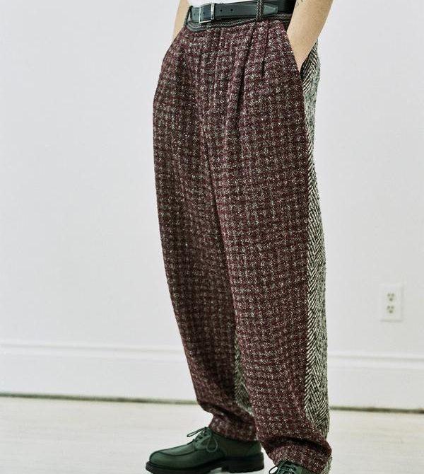 Vintage Fabric Trouser
