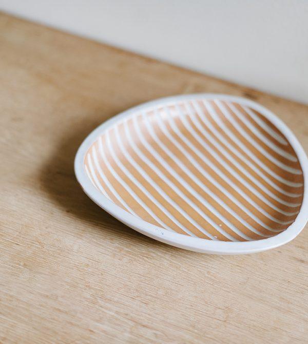 "Vintage Ingrid Atterberg ""Inca"" Plate"