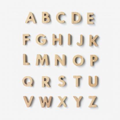 Bamboo Alphabet