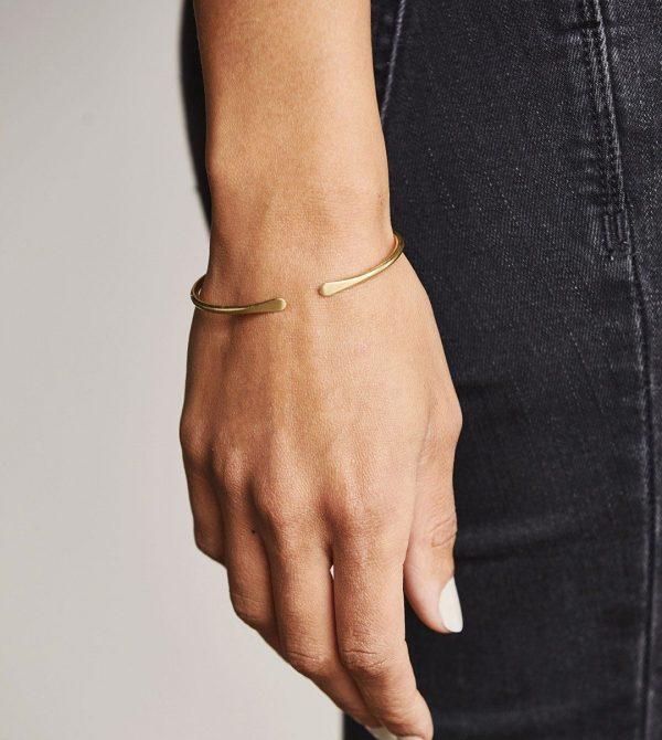 Wire Cuff Bracelet