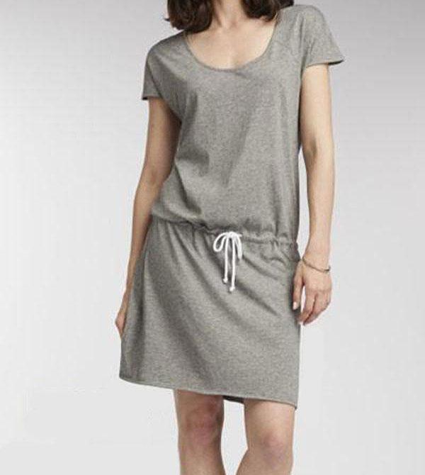 Organic Cotton Short Dress