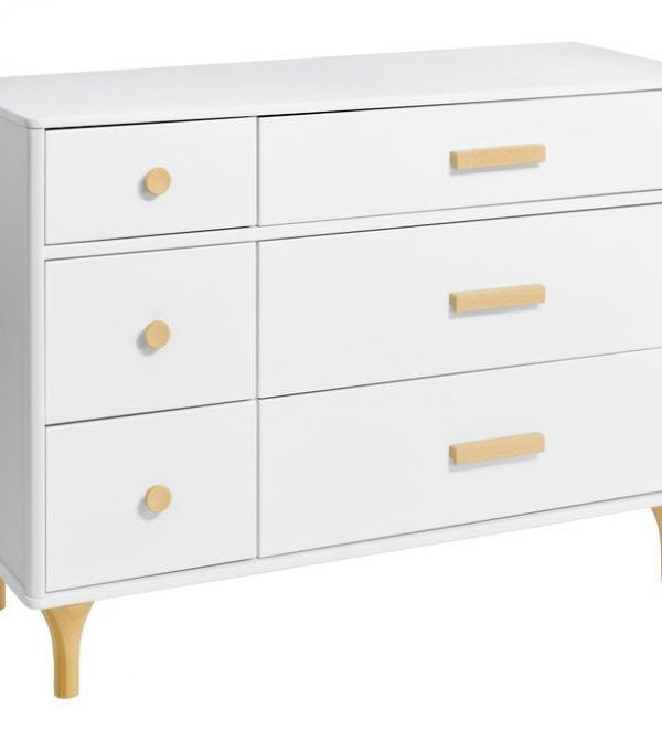 Lolly 6-Drawer Assembled Double Dresser