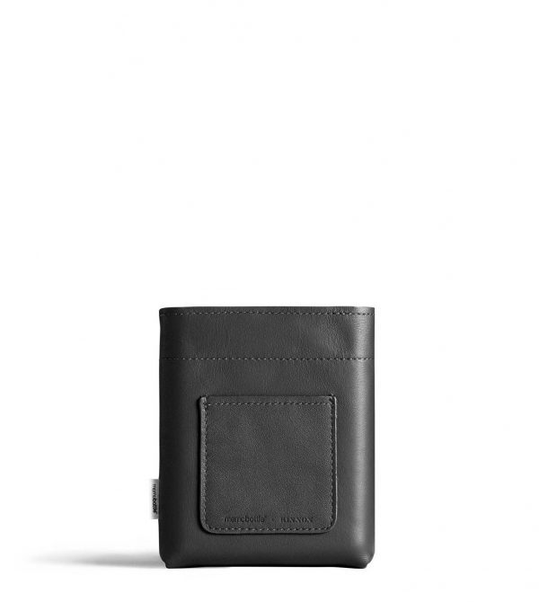 A6 Vegan Sleeve – Black